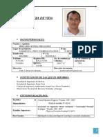 Cv Ing. Bernardo Rivera