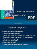Celulas Madre Presentación