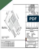 Plano de Ubicación y Localización - IE La Rita