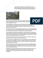 DEFINICIÓN DE SISMO