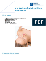 Introduccion de La Medicina Tradicional China Aplicada a La Estetica Facial
