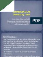25 Biomoleculas y Cabohidratos 2018 Ifddc