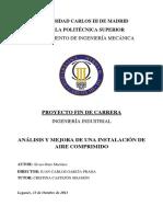 Proyecto Aire Comprimido Tecnum