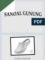 Luhut Pakai Sandal0812.3230.8116