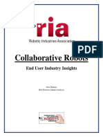 RIA Collaborative Robots White Paper October 2014