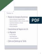 Regulacion Del Negocio - UChile
