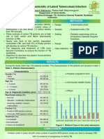 E-poster Clinical Characteristic of Latent Tuberculosis Infection