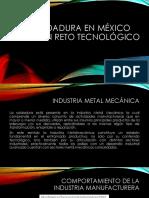 Soldadura en México