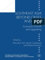 [Studies in Economic Transition] Khoo, Boo Teik - Southeast Asia Beyond Crises and Traps _ Economic Growth and Upgrading (2017, Palgrave Macmillan)