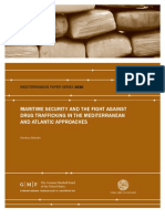 Maritime Security and the Fight Against Drug Trafficking in the Mediterranean and Atlantic Approaches