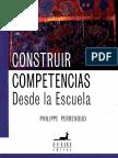 Construir competencias desde la escuela - Philippe Perrenoud.pdf