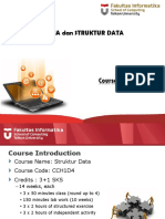 01 - Introduction to Data Structure
