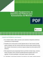 Principais Equipamentos de EP Aplicados No Acionamento de Motores