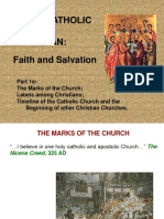 Part 1e Being Catholic and Christian