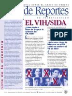 Serie Reportes Investigacion Drogas y Sida NIDA