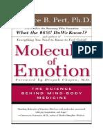 Moleculas de la emoción - Candace Pert -.pdf