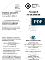 Passport Brochure 1.2016