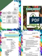 Nutri Program of Burgos District