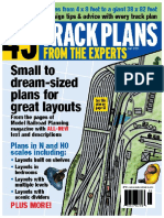 43 Track Plans From the Experts Fall 2011