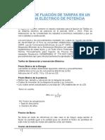 SISTEMA DE POTENCIA ELECTRICO