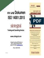Daftar Dokumen ISO 14001 - 2015.pdf
