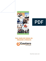 Manual Elearning Usuario Guia Rapida