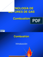 PTC 1-14 Span Combustion