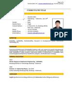 CV Chandra Salim, M.T