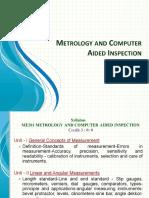 Generalised Measuring System
