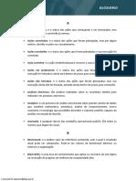 Glossario Completo