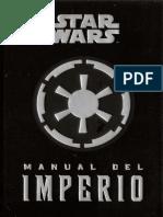 Star Wars - Manual del imperio.pdf