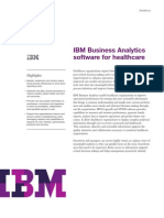 Clinical and Business Performance Management Software