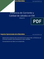 Curso Electrólisis Operadores Parte v (Calidad y Eficiencia) (1)
