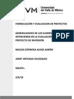 Clasificación y Evaluación de Proyectos Actividad 1 (1)