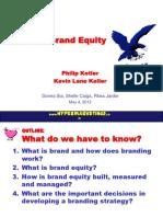 Brand Equity of Coke