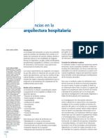 Tendencias en La Arquitectura Hospitalaria- Articulo V1 28-37