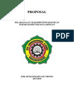 Proposal Ukk 018 Pret