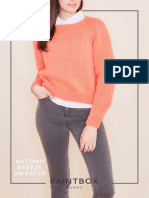 10136451 Autumn Breeze Sweater in Paintbox Yarns Downloadable PDF 2