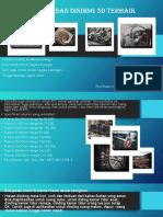 Hiasan Dinding 3D Ruang Tamu Menarik Fast Respon Call, Sms, WA
