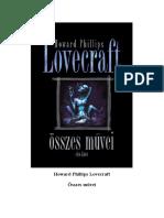 Lovecraft Howard Phillips Összes művei - Első kötet.pdf