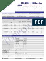 TPC LPD-100-XS