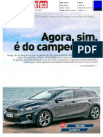 "RENAULT MÉGANE 1.6 dCi 130 GT LINE FRENTE AO KIA CEED 1.6 CRDI E VW GOLF 1.6 TDI NA ""AUTO FOCO"""