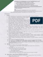 persyaratan seleksi penerimaan PPDS FK USU dan Tentative seleksi penerimaan PPDS FK USU.pdf