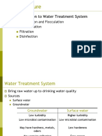 CEE 498-Water Treatment System -UW_JUST_9!2!2012 - Dr Muna