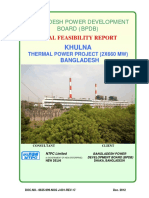 660MWpower Plant Report