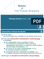 Visual Data Analytices