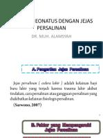 Askep Neonatus Dengan Jejas