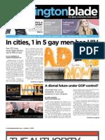 washingtonblade.com - vol. 41, issue 40 - october 1, 2010
