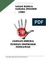 Soal Tbi to Usm Pkn Stan Dewangga 2016
