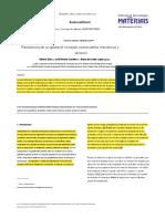 Dias, Ricardo, & Lurdes, 2017- Resistencia de Un Geotextil No Tejido Contra Daños Mecánicos y Erosion